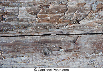 Holzplanke