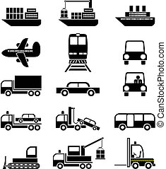 Transport and vehicles - Transport and special vehicles - a...
