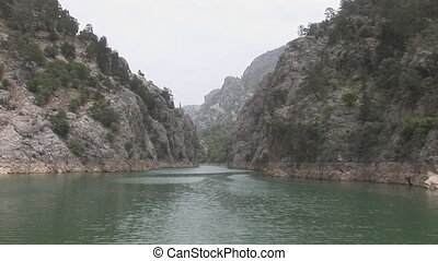 green canyon 7 - green canyon in Turkey