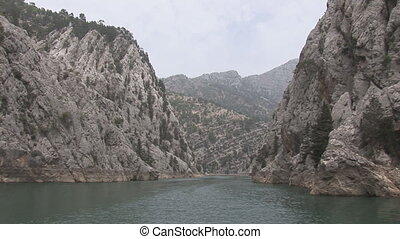green canyon 2 - green canyon in Turkey