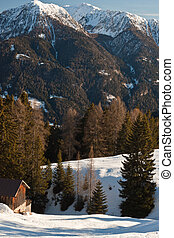 picturesque tirol scenery