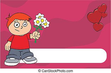 kid cartoon background2