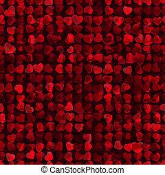 Valentine\'s day Seamless pattern. EPS 8