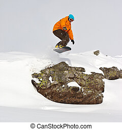 Freeride in Georgia