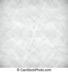 crumpled paper background - Vector crumpled paper background