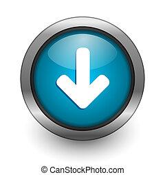 arrow vector button