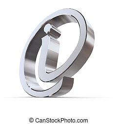 Shiny Curved i-AT Symbol