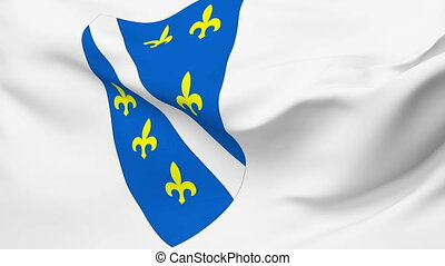 Flag of Bosnia and Herzegovina - Flag of the Bosnia and...