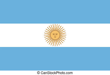 flag of Argentina - Accurate flag of Argentina in terms of...