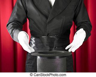 magician conjure