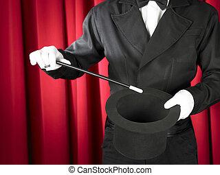 Magic: Performing a Magic Trick