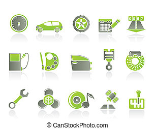 car parts, services, characteristic - car parts, services...