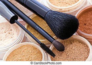 mineral make up