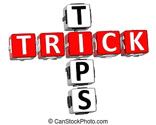 Trick Tips Crossword