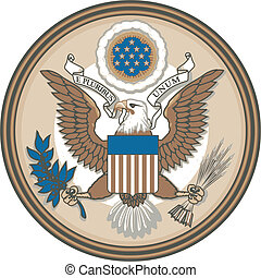 Great Seal of United States of Amer