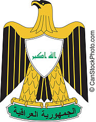 national emblem of Iraq