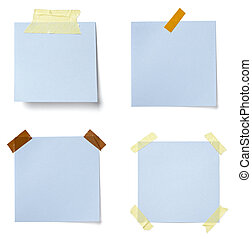 note paper message label business