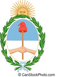 coat of arms Argentina