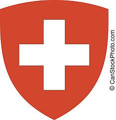 coat of arms of Switzerland