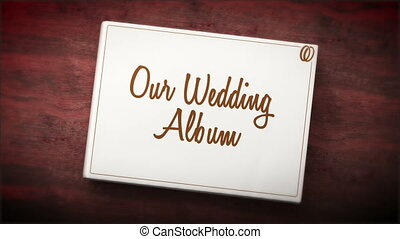 Blank Wedding album  - Blank Wedding album