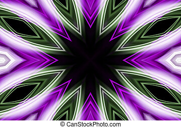 Abstract powerful background object