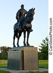 Statue of Stonewall Jackson - Statue to Stone Wall Jackson...