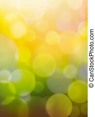 Spring background very shallow focus EPS 8 vector file...