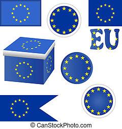 Flag EU.
