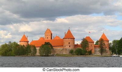 Castle of Trakai, Lithuania
