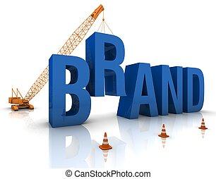 desenvolvendo, marca