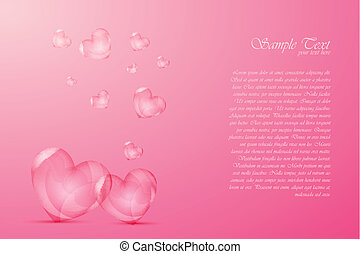 Bubbly Heart