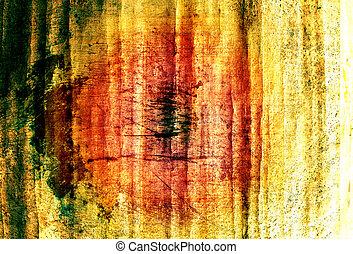 coloful grunge papyrus