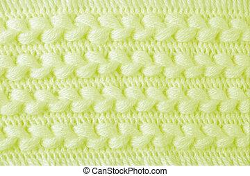 Crochet Pattern - Crochet pattern of woolen scarf for...