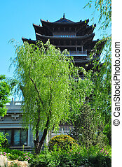 North Pole Temple 1203 - The largest Taoist Temple in Jinan...