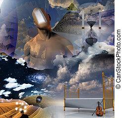 Open - Fantasy Sleep Composition