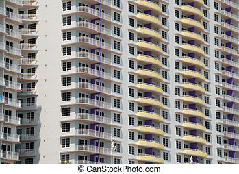 condominium on the eastcoast of florida usa