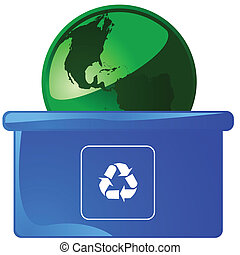 Recycling Earth 3