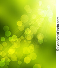 Spring background  - Nature bokeh . Spring background