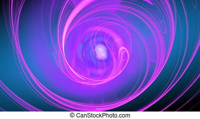 purple spirals on blue seamless bg - purple spirals on blue...