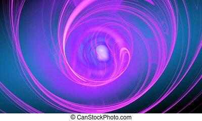 purple spirals on blue seamless bg - purple spirals on blue...