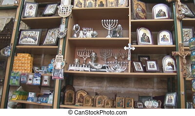 Souvenirs 3 - souvenir trade in Israel