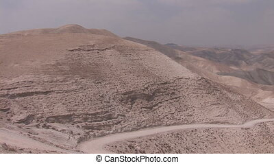 Judean Desert near Jerusalem