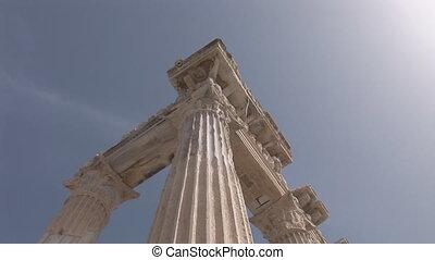 Apollo temple 3 - ruins of Apollo temple in Side