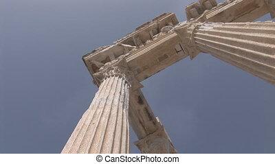 Apollo temple 2 - ruins of Apollo temple in Side