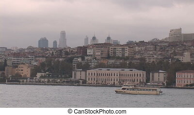 Istanbul - view of the city Istanbul