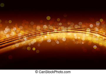 abstract bokeh light background for your design
