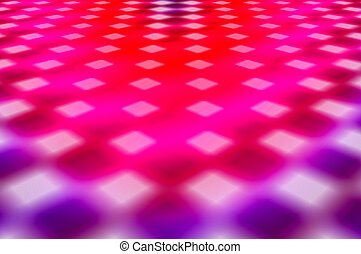 dance floor abstract background - dance floor with disco...