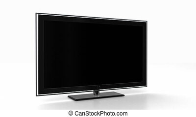 Entering HDTV screen  - Entering HDTV screen