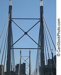 Nelson, Mandela, ponte