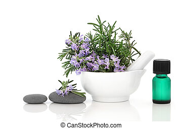 Rosemary Herb Spa Treatment